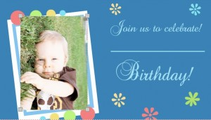 free printable frame invitations