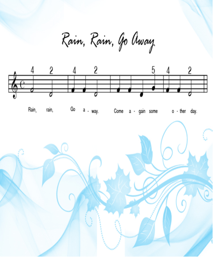 Free Printable Piano Music